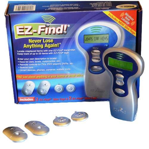 EZ-Find! Starter Kit